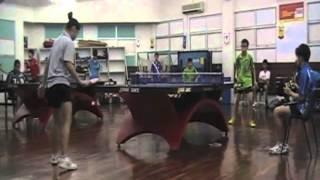 4th STTA Invitation Tour 1 (Choong Javen Vs Ho Ying)