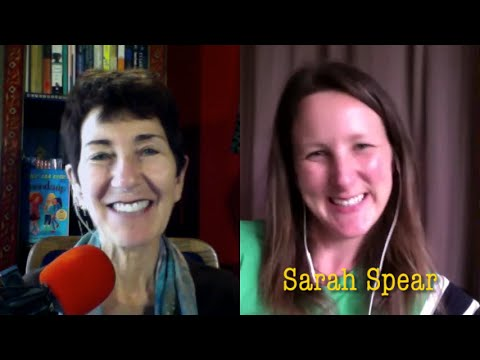 FCV035 Mom, Follow Your Passion — Guest: Sarah Spear