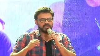 Venkatesh Emotional Speech@ Guru Theatrical Trailer Launch | Ritika Singh | Mumtaz Sorcar | Taja30