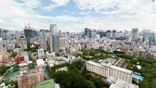 Tokyo Tower 180 Gigapixel Panorama 360° / 東京タワー180ギガピクセルパノラマ