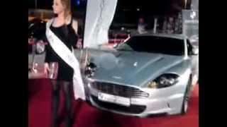 EXOTIC CARS DUBAI 2012 ABU DAHBI