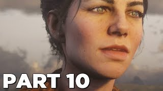 RED DEAD REDEMPTION 2 EPILOGUE Walkthrough Gameplay Part 10 - THE DATE (RDR2)