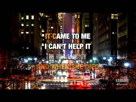 Only Wanna Be With You : Hootie & The Blowfish | Karaoke With Lyrics