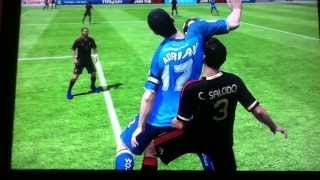 Fifa 13 funny ankle break by jeff shreives
