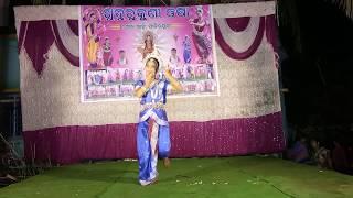 GENJA SAHI DANCE DANCE 2017 -  KALA MEGHA DEKHI NACHE MAYURA