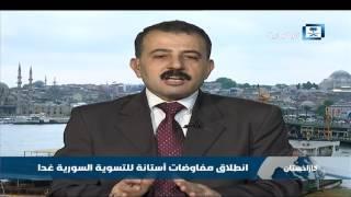 الحمادة: لا يوجد وقف لاطلاق النار .. هناك هجمات متتالية في وادي بردى من الميليشيات والنظام السوري