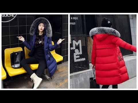 #Женская одежда на #AliExpress Куртка удлиненная
