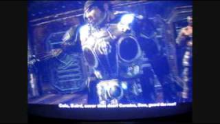 Gears of War 2: Tai Kaliso death