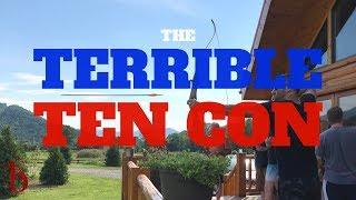 The BenCast #76 - The Terrible Ten Con