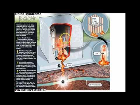 FUKUSHIMA China Syndrome Radiation poison polluting water
