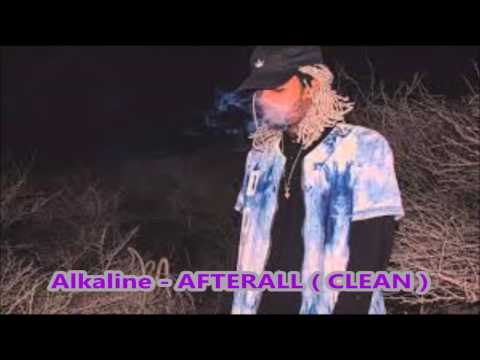 Alkaline - Afterall ( Clean ) September 2016