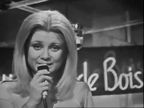 Gitte Haenning -  Kærlighed Er Ingen Leg (live in France, 1968)