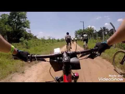Encontro Anual Grupos de Bikes RJ Nova Iguaçu...Trecho de estradão...
