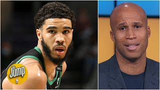 This year won't end pretty for the Celtics - Richard Jefferson | The Jump