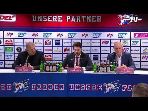 PK: Adler Mannheim - Thomas Sabo Ice Tigers