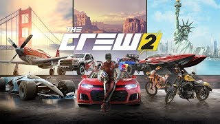 The Crew 2 flying