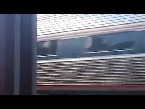 This train was NOT MBTA commuter rail