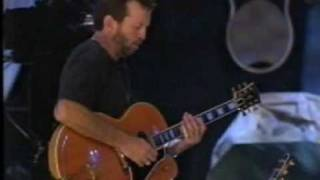 "Eric Clapton ""It Hurts Me Too"""