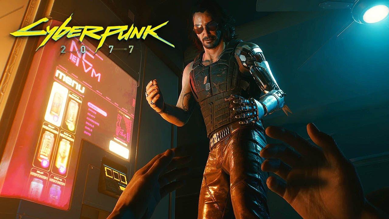 CYBERPUNK 2077 - Story Gameplay Trailer @ ᵁᴴᴰ - YouTube