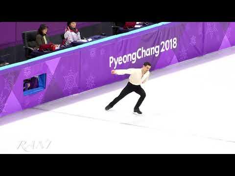Spotyka się olimpijski tancerz na lodzie