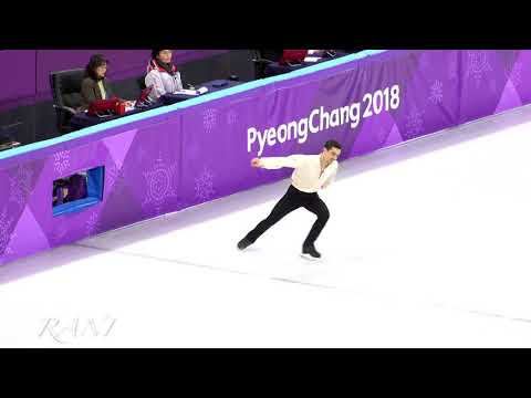 Javier Fernandez Free Skating(FS) 4K...