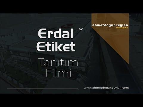Erdal Etiket Tanıtım Filmi