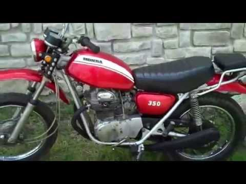 1971 honda sl 350 motorcycle for sale sl350 k1 motosport original