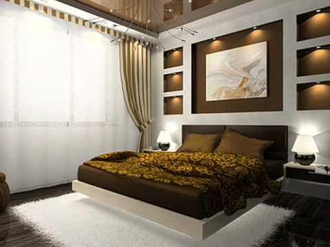 2011 modern bedroom design ideas - YouTube
