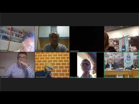 Consiglio Comunale di Matera del 03 giugno 2020