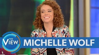Michelle Wolf On Controversy Surrounding Her White House Correspondents