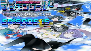 Digimon World Re:Digitize Episode 15 - Vitium