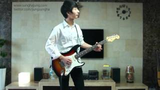 Canon Rock - Sungha Jung(I just started the electric guitar 2 months ago. I think I have a lot to work on with it and I look forward to the journey! - Sungha Jung Sungha ..., 2012-03-07T08:31:04.000Z)