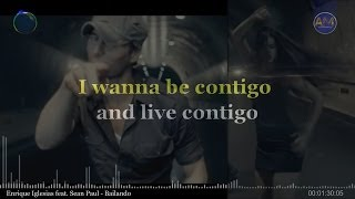 Enrique Iglesias feat, Sean Paul - Bailando (KARAOKE-INSTRUMENTAL-LYRICS)