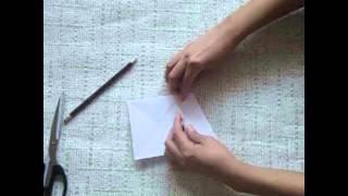 Как сделать звезду из бумаги своими руками, мастер-класс