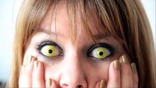 Lentilles Fantaisie pour Halloween