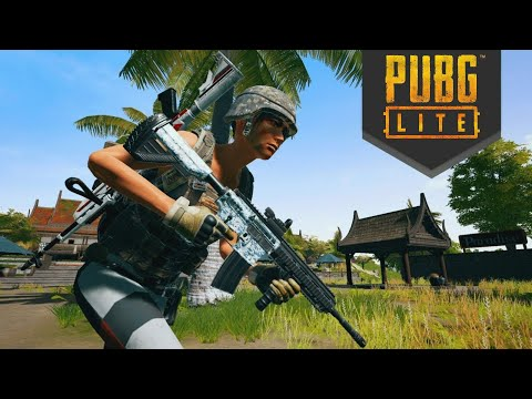 PUBG lite PC High Graphic Setting Gameplay i5-8400 + GTX 1050ti (60FPS)