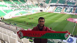 Football Hooligans - Diyarbakirspor v Bursaspor (2010)