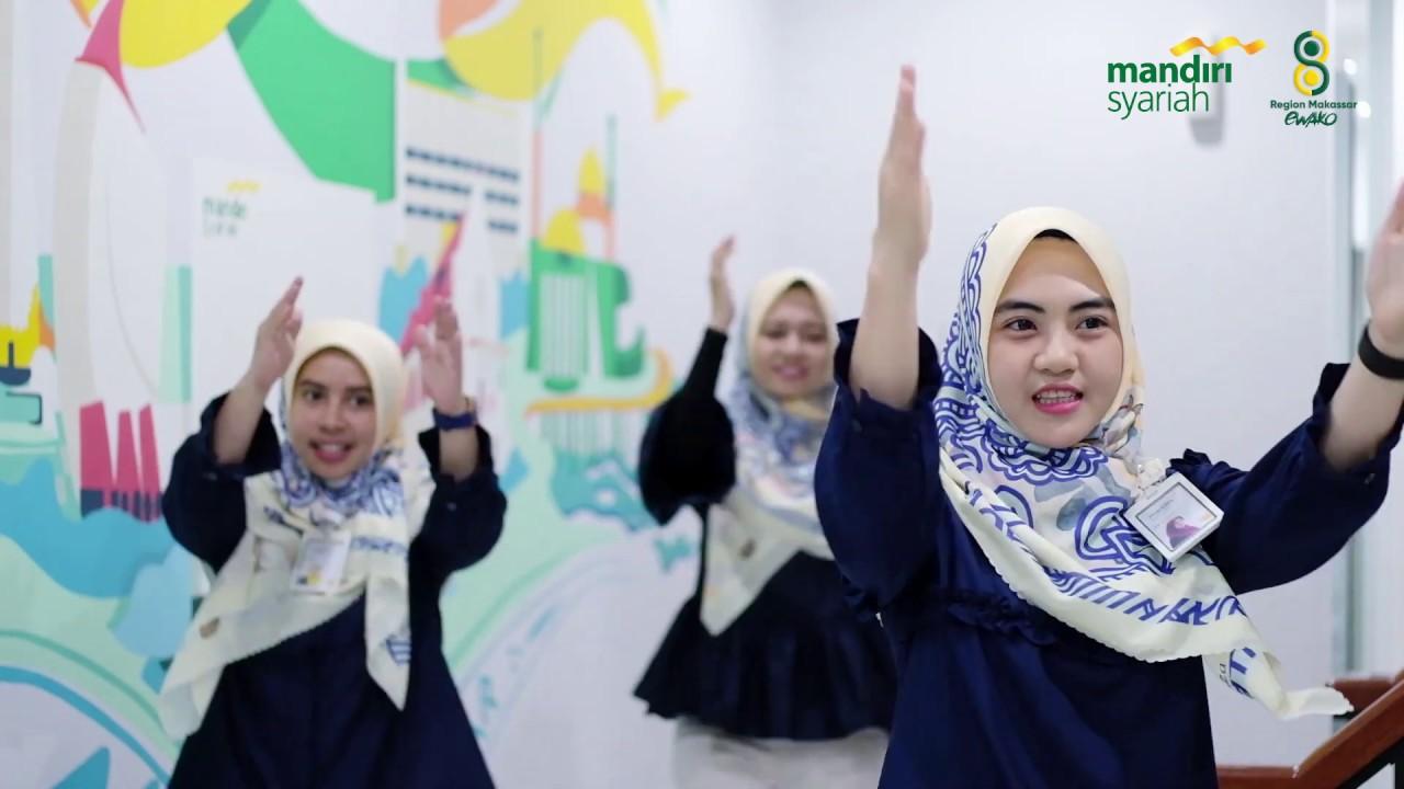 ETHIC Bank Syariah Mandiri Regional 8 Makassar - YouTube