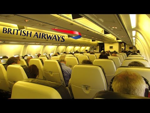 TRIP REPORT | British Airways 767 | Stockholm to London Heathrow | Economy Class [Full HD]