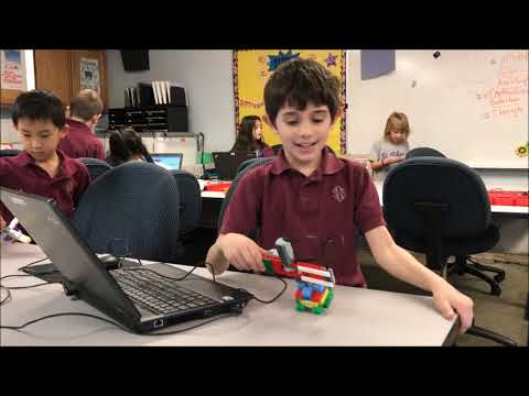 St Gilbert School Introduction to Robotics using Gears and Pulleys   Spinners Session 1 2019