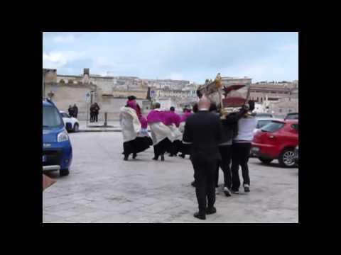 San Giovanni da Matera ritorna nella Cattedrale