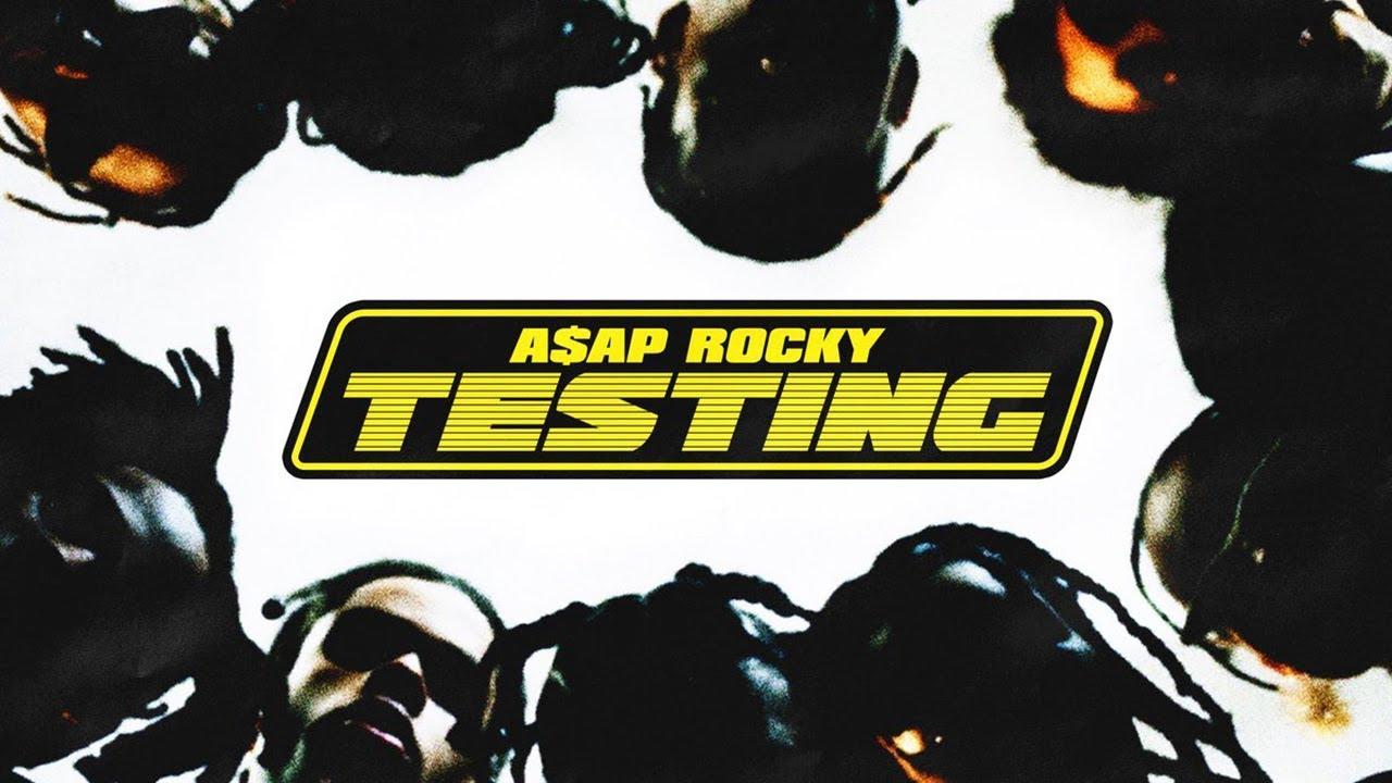 Resultado de imagem para testing asap rocky