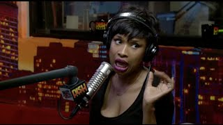 Jennifer Hudson Does Awesome Nicki Minaj Impersonation!