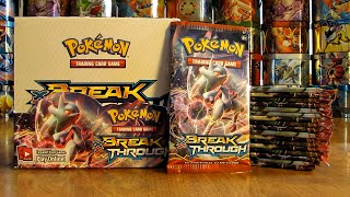 Pokemon BREAKthrough Booster Box Opening Pt. 2