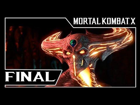 MORTAL KOMBAT X - Modo História Parte #12 [FINAL] - CASSIE CAGE - Dublado [1080p 60fps]
