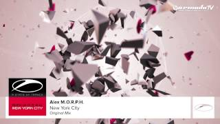 Alex M.O.R.P.H. - New York City (Original Mix)