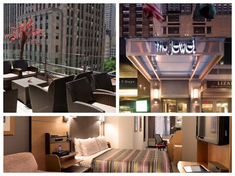 Room Tour Hotel The Jewel New York