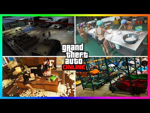TOP 10 MUST HAVE Items In GTA Online! (Updated 2017/2018)