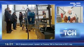 В Ялуторовском районе открыли убойный цех. Включение