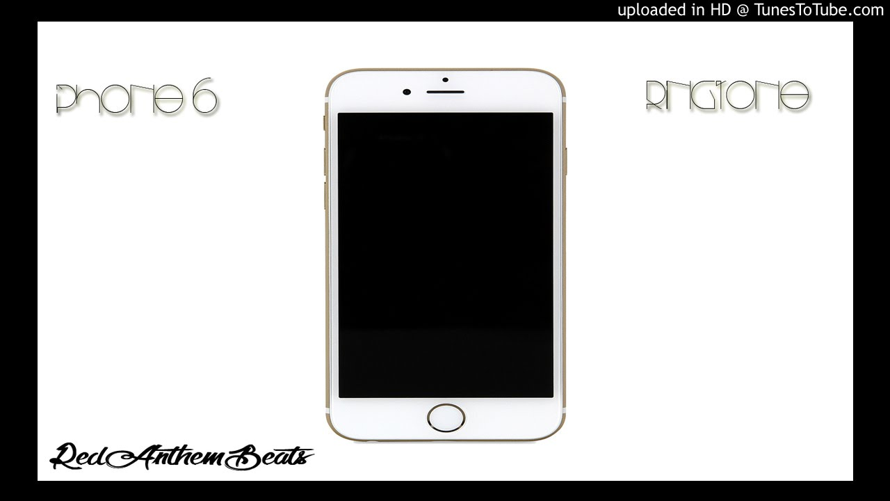 iphone 6 ringtone download iphone 6 ringtone trapmix prod redanthembeats 5188